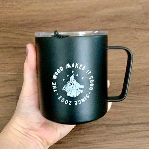 NEW MiiR Black Vacuum Insulated 12 oz Coffee Mug